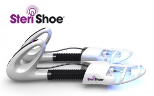 Image of the anti-fungal shoe sanitizer